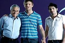imagen de la campaña presidencial de S. Piñera