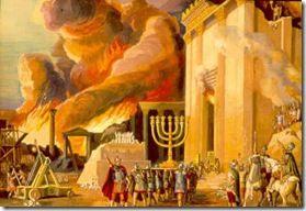 Destrucción del templo