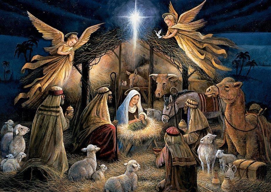 5 mentiras fundamentales acerca de la navidad - Nacimiento para navidad ...